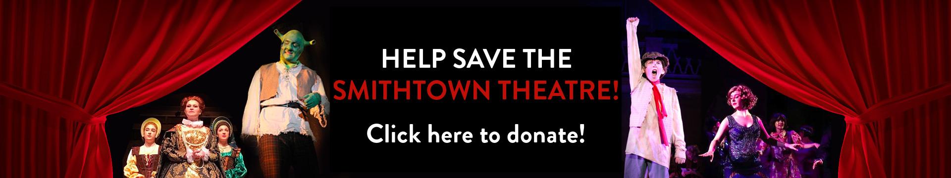 Save the Smithtown Theatre